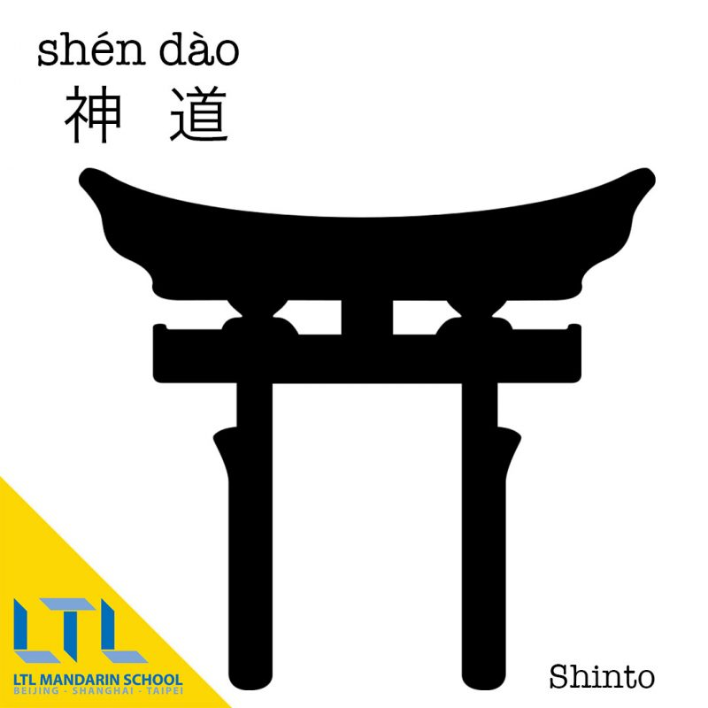 Shinto in Chinese