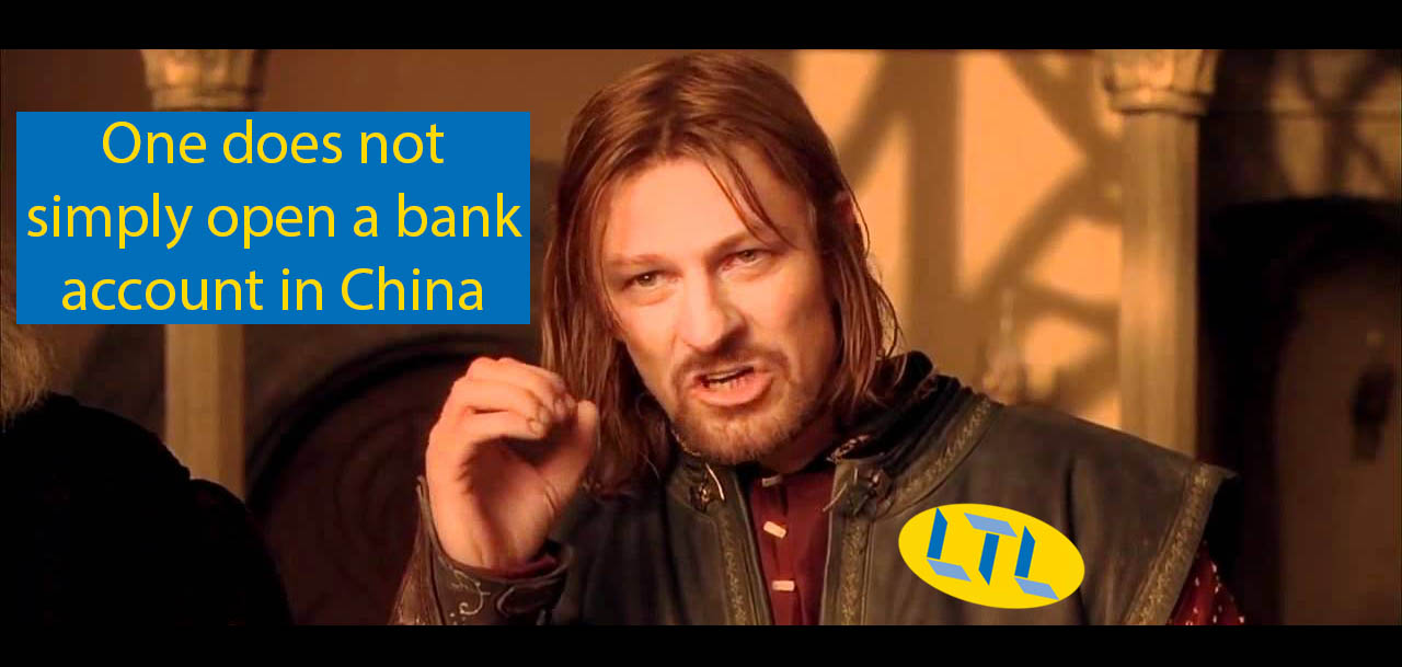 China Meme Lord of Rings One Does Not Simply