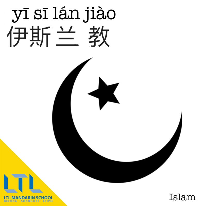 Islam in Chinese