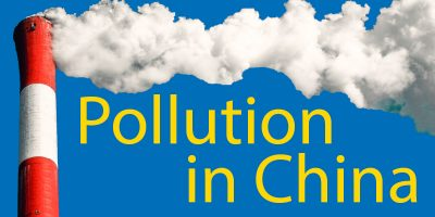 Pollution in China – The Unparalleled Truth