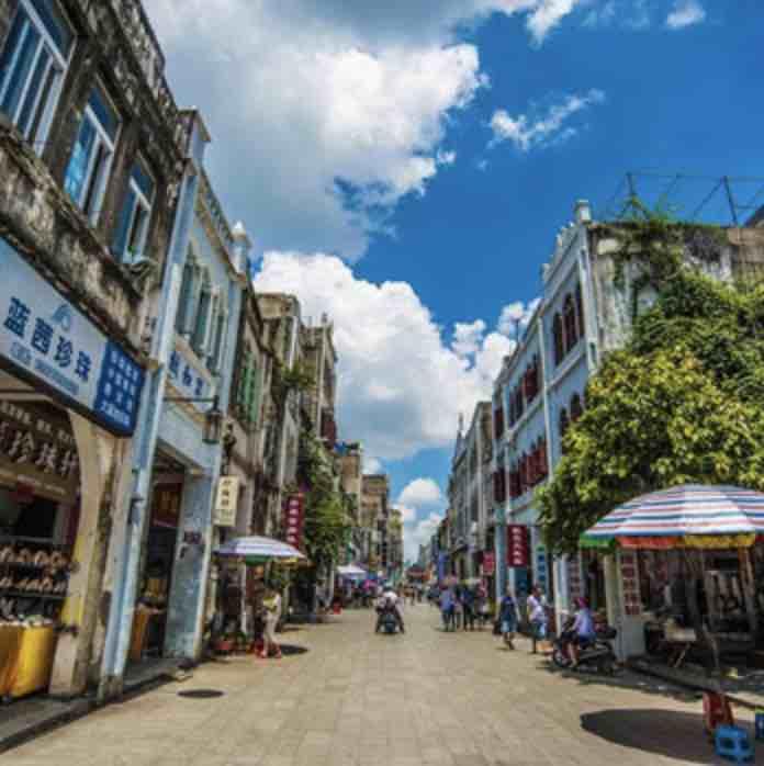Beihai Old Town