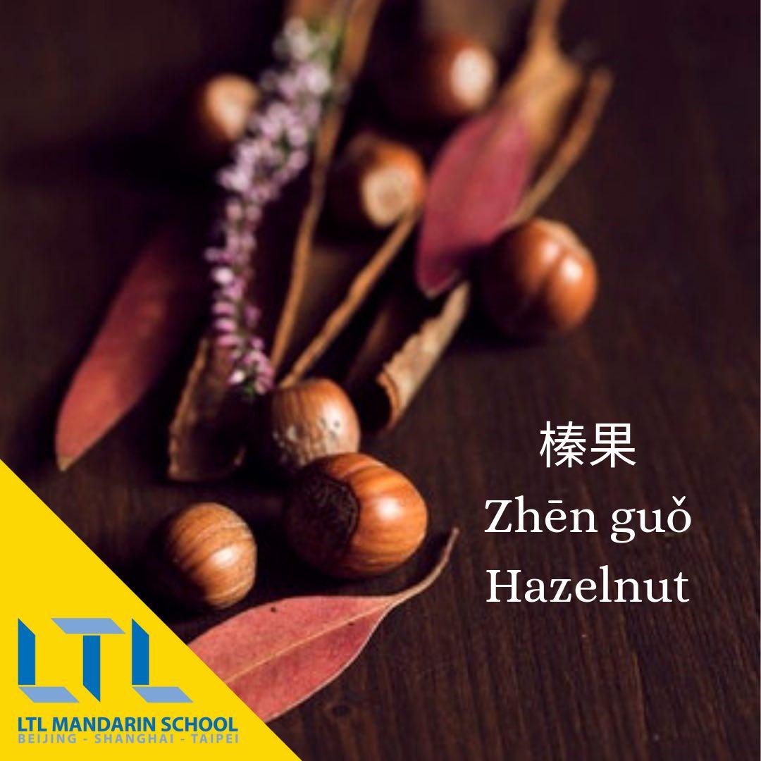 hazelnut in chinese