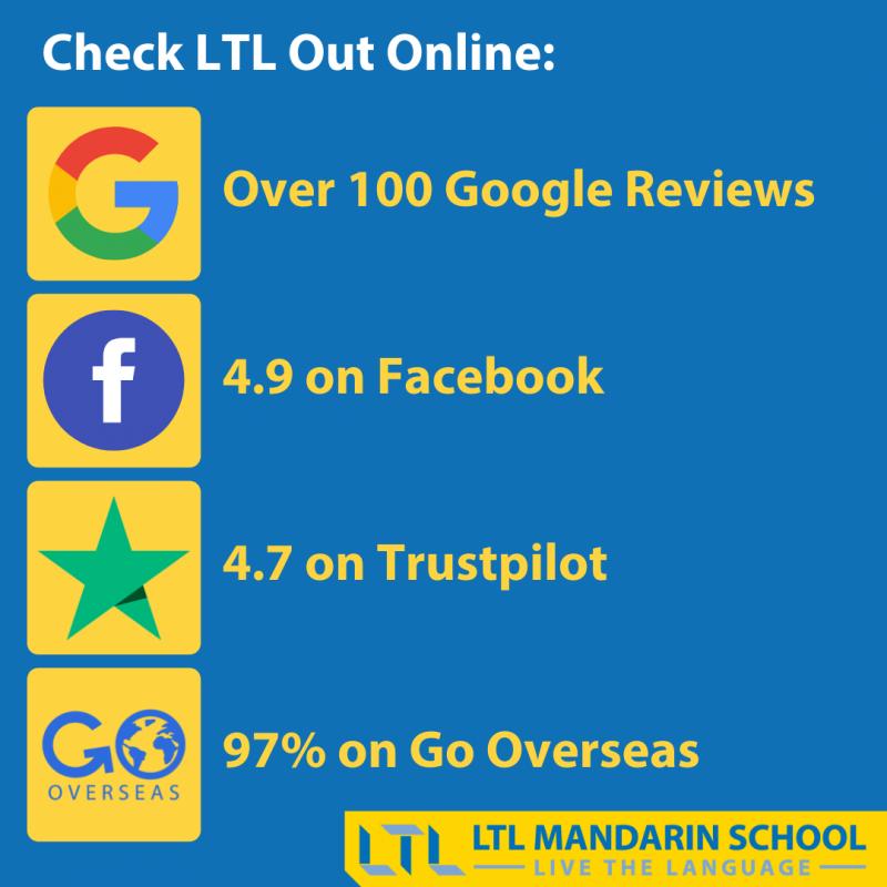 LTL Mandarin School Reviews