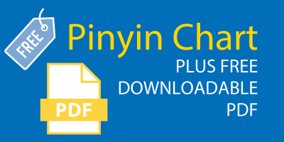 Pinyin Chart – Learn How To Read Pinyin in 5 Minutes
