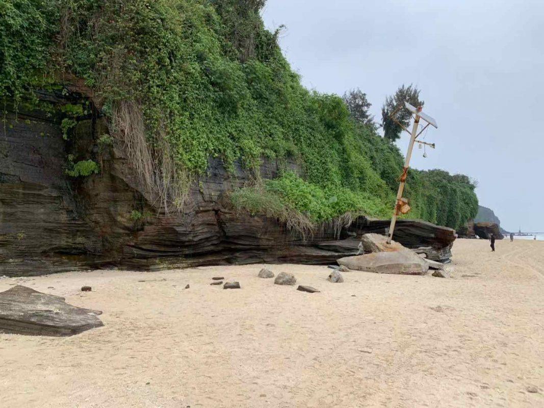 Shiloukou Beach in Weizhou Island