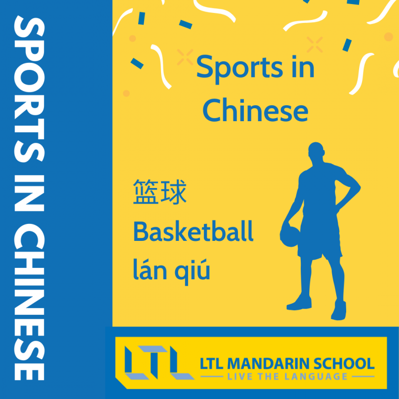 Basketball in Chinese
