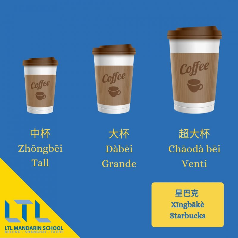 Starbucks in chinese