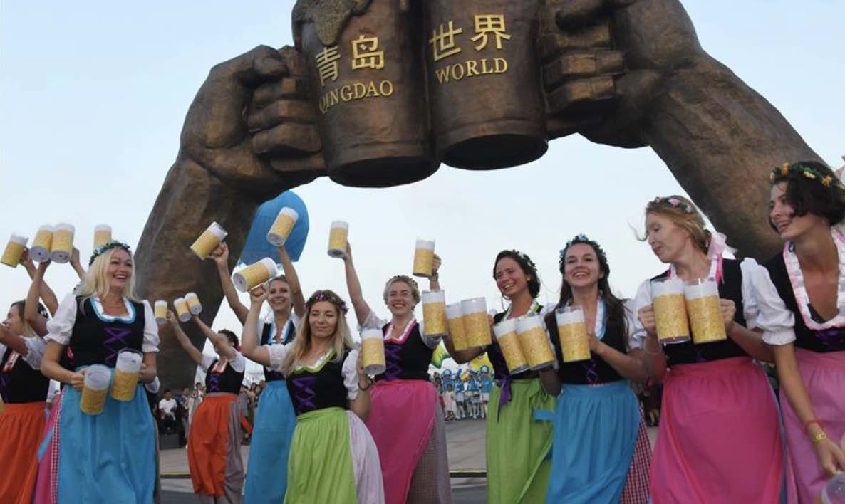 Weather in August - Head to Qingdao, it's warm and there's lots of beer!