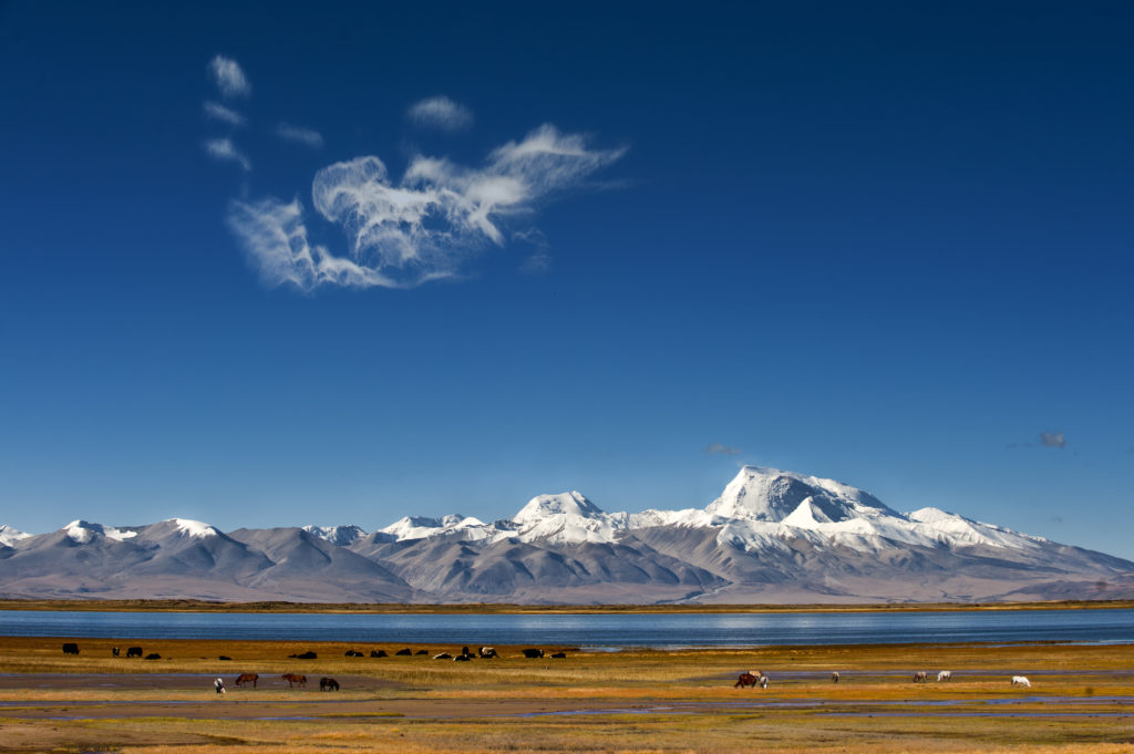 Weather in China in May - It could be the time to head to Tibet