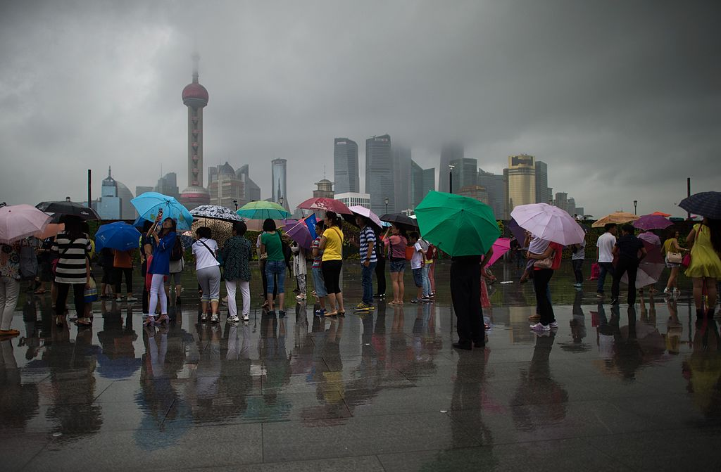 Weather in China in July - The wettest month of the year